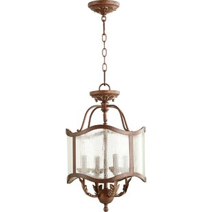 Paladino 4-Light Lantern Chandelier by On..