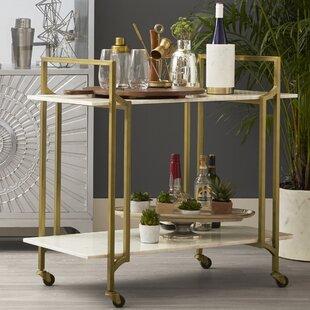 Arballo Shelf Bar Cart Read Reviews