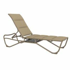 Tropitone Millennia Reclining Chaise Lounge