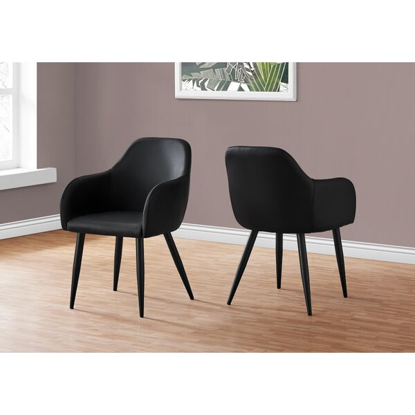Dining Chair With Arm Rest Wayfair