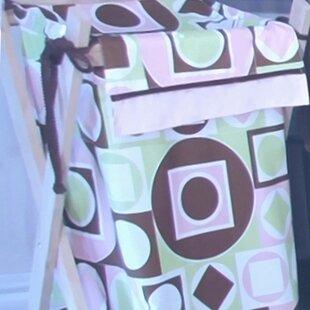 Modern Baby Girl Laundry Hamper ByBrandee Danielle