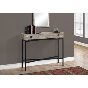 Geno Console Table