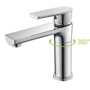 InFurniture Basin Single Hole Bathroom Faucet
