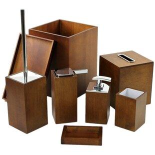 Gedy by Nameeks Papiro 8-Piece Bathroom Accessory Set