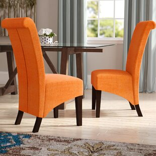 Ramon Upholstered Parsons Chair (Set of 2) by Langley Street