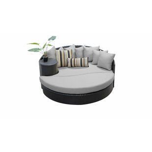 Medley Patio Daybed with Cushions