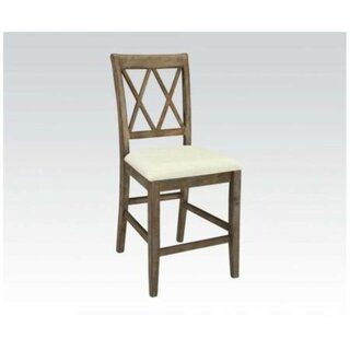 Aileen Solid Wood Dining Chair (Set of 2) by Ophelia & Co. SKU:BE929273 Purchase