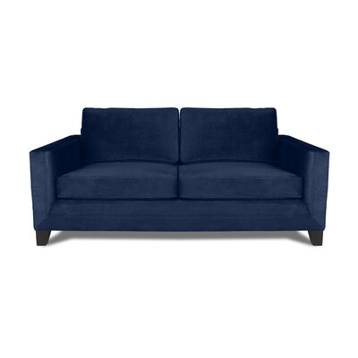 Peacock Blue Couch Wayfair Ca