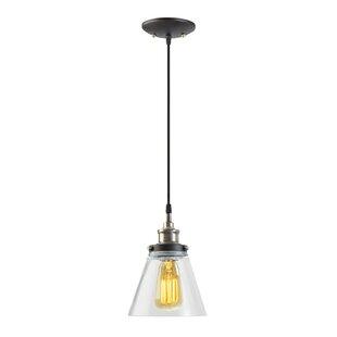 Trent Austin Design Purcell 1-Light Cone Pendant