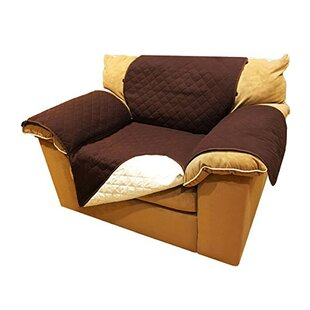 Pet Fur Protection Box Cushion Armchair Slipcover
