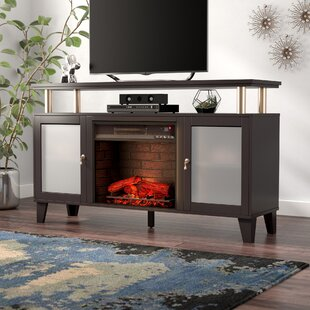 Contreras Media Infrared Electric Fireplace