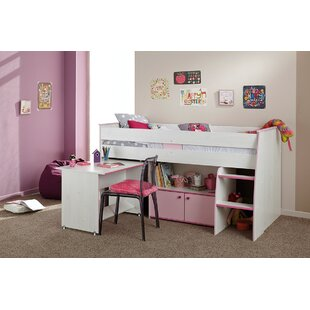 Zoe Midsleeper Twin Mate Bed