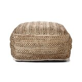 Square Striped Ottomans Poufs You Ll Love In 2021 Wayfair