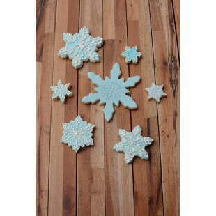 Snowflake 7 Piece Cookie Cutter Set