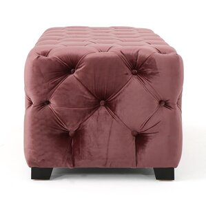 TJ Ottoman by Willa Arlo Interiors