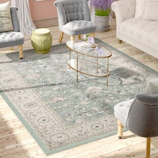 Neuville Blue Area Rug by Lark Manor