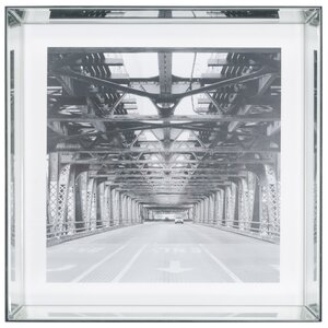 casa mirrored picture frame - Mirrored Picture Frames