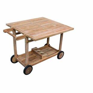 Balogh Bar Serving Cart By Brayden Studio