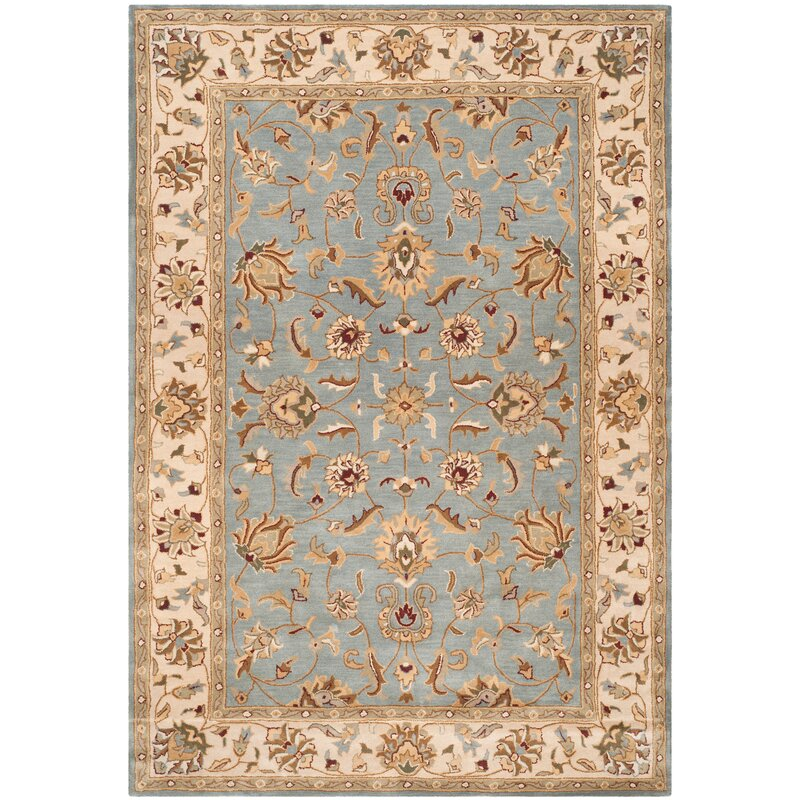 Astoria Grand Colliers Hand Tufted Wool