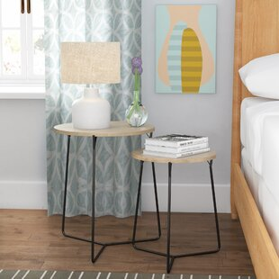 Mae 2 Piece Nesting Tables