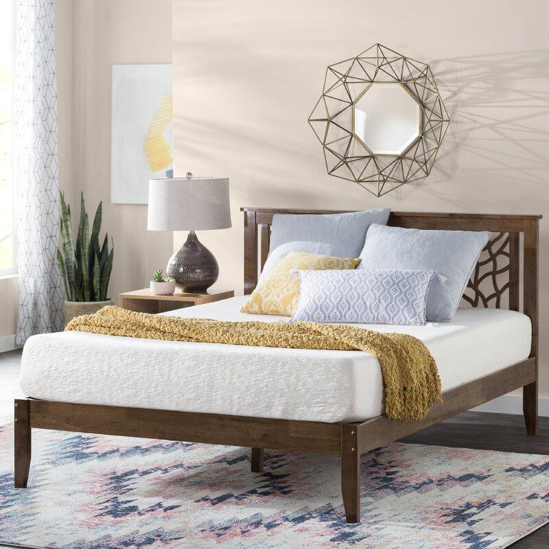 wayfair sleep 10 firm memory foam mattress reviews allmodern. Black Bedroom Furniture Sets. Home Design Ideas
