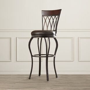 Fillmore 34 Swivel Bar Stool DarHome Co