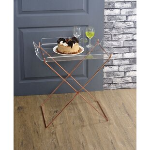 Gladstone Modish Tray Table by Ivy Bronx