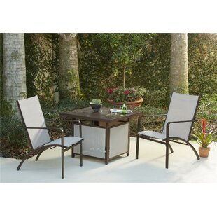 Katsikis 3 Piece Conversation Set