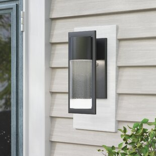Ballantyne Contemporary 1-Light Outdoor Sconce