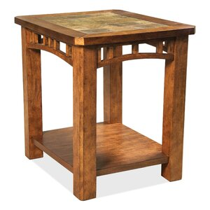 Ezine End Table