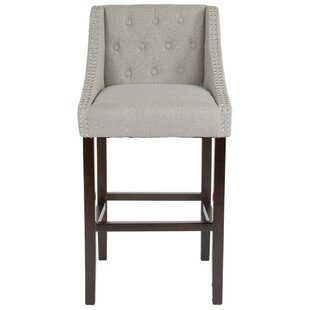Read Reviews Boland 30 Bar Stool by Charlton Home Reviews (2019) & Buyer's Guide