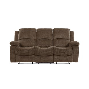 Siddhesh Extra Plush Reclining Sofa by Red Barrel Studio Today Sale Only