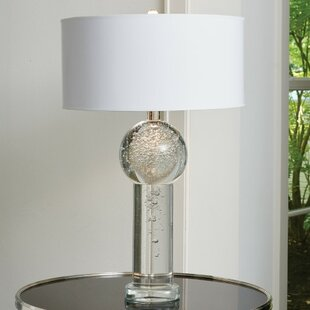Clear Bubble 33 Table Lamp