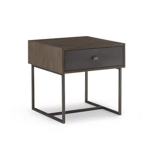 Spenser End Table by Brownstone Furniture