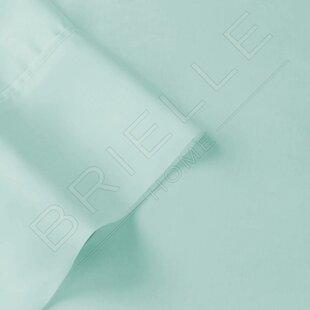 Brielle 100% Egyptian Quality Cotton Premium 1000 Thread Count Sheet Set