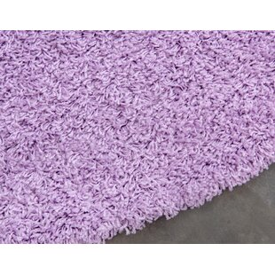 Angeline Lilac Area Rug by Turn on the Brights