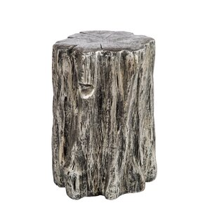 Vedette Log Accent Stool  sc 1 st  Wayfair & Tree Stump Stool | Wayfair islam-shia.org