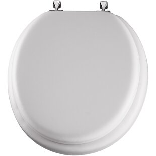 Mayfair Deluxe Soft Round Toilet Seat