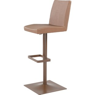 Jered Adjustable Height Bar Stool