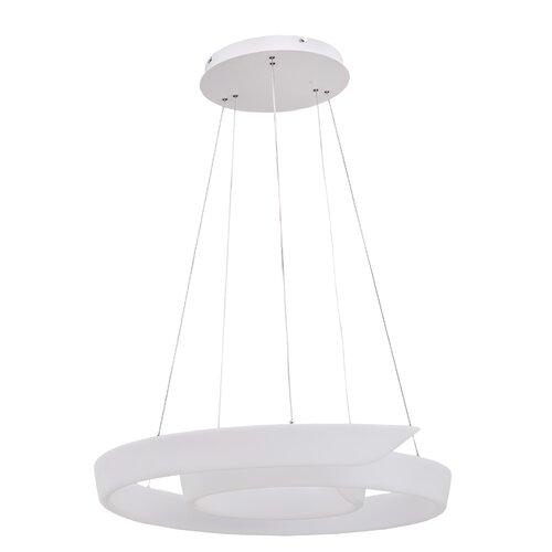 Lexi 1-Light LED Single Pendant Ebern Designs