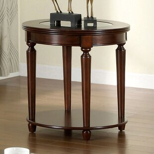 Alcott Hill Knopf End Table