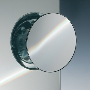 Suction Pad Magnifying Wall Mirror By Windisch by Nameeks