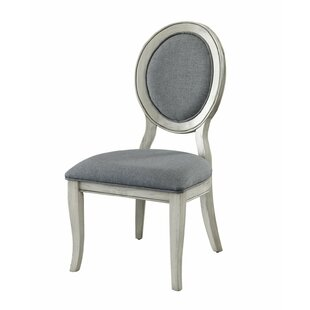 Nvasia Upholstered Dining Chair (Set Of 2) By House Of Hampton