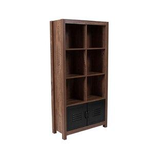 Dantzler Crosscut Cube Bookcase