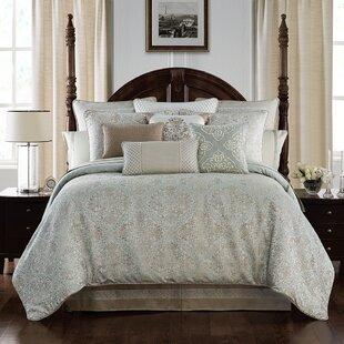 Gwyneth 4 Piece Reversible Comforter Set