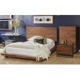 Sandiford Queen Platform Solid Wood Configurable Bedroom Set by Union Rustic