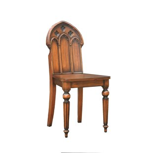 Liddington Solid Wood Dining Chair By Rosalind Wheeler