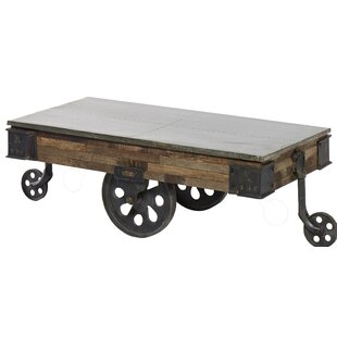Gracie Oaks Croix Coffee Table