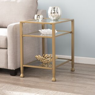 Casas End Table by Orren Ellis