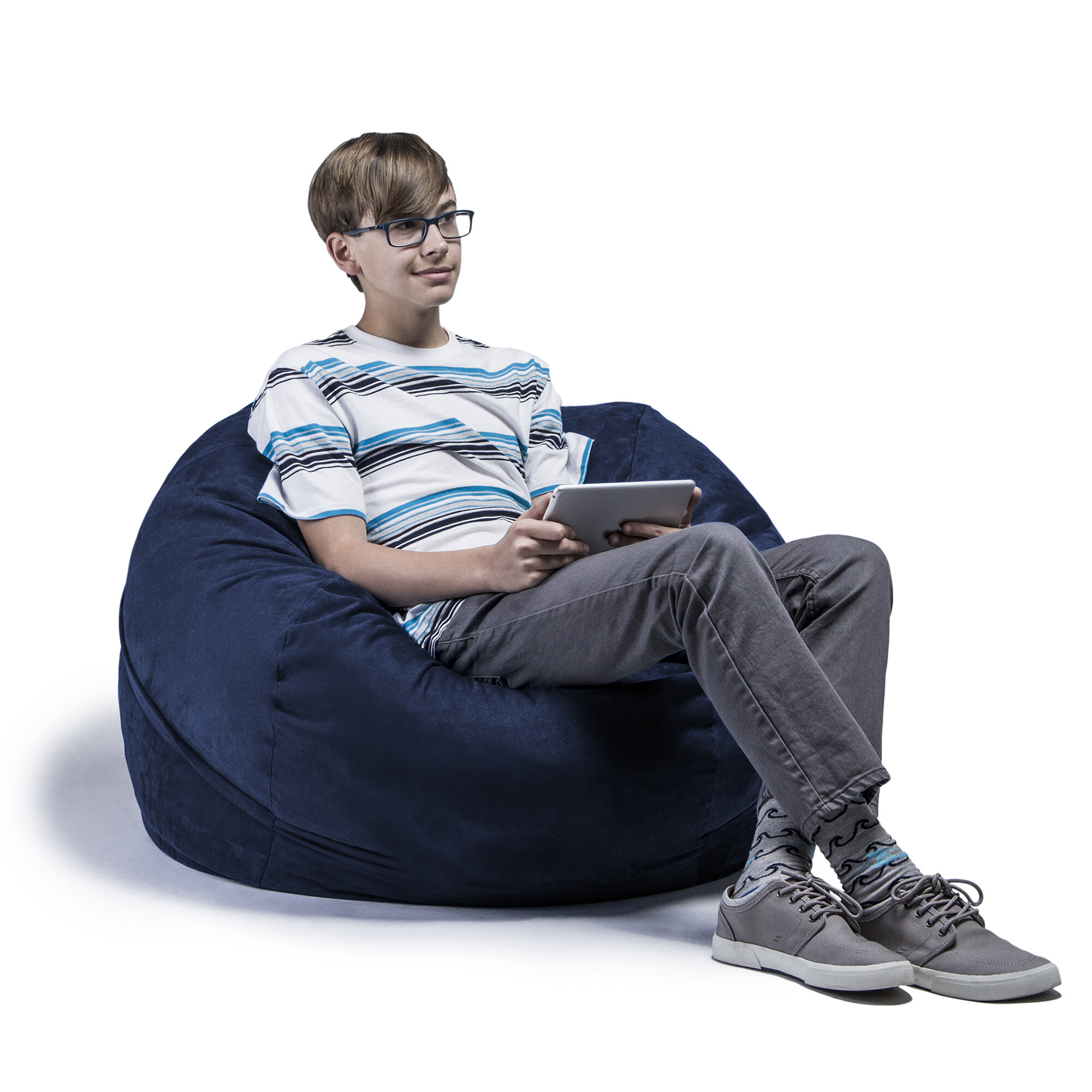 Jaxx Kids Bean Bag Chair U0026 Reviews | Wayfair